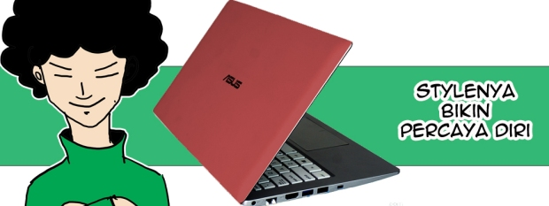 ASUS Notebook Terbaik dan Favoritku 5