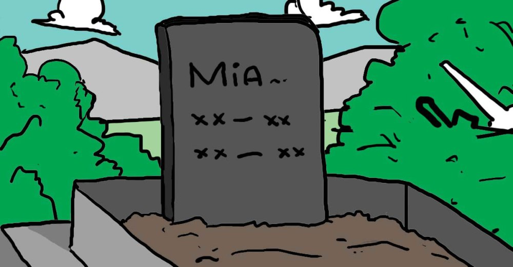 MIA-RIP